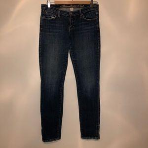 Abercrombie & Fitch Dark Wash Skinny Jeans